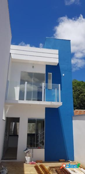Duplex com 2 dorms em mateus leme - central por 127 mil à venda
