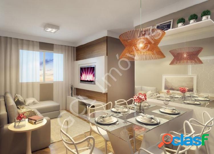 Apartamento com 2 dorms em são paulo - campo limpo por 208.9 mil à venda