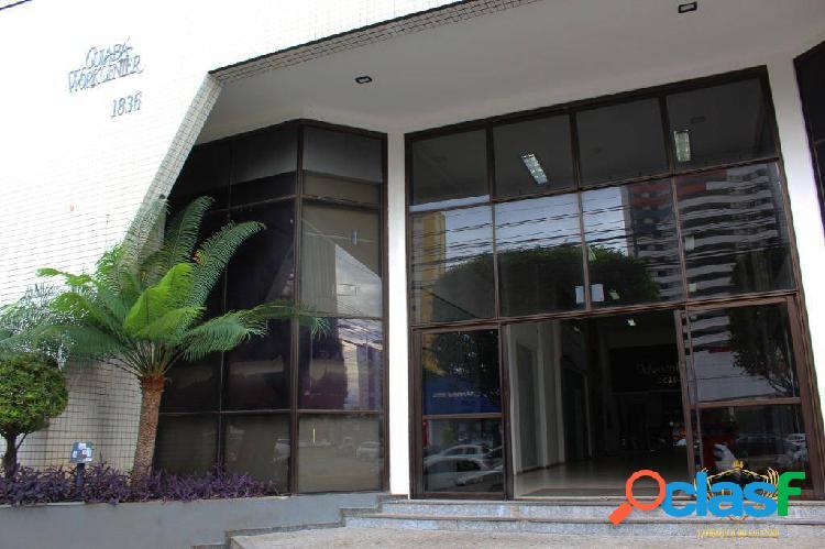 Sala comercial com 42m² a venda no ed. cuiabá work center na av do cpa