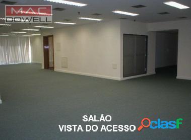 Locação - andar corporativo 219 m² - centro/rj
