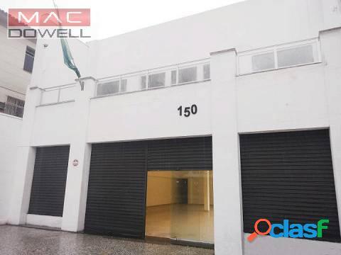 Venda / locação - loja de rua de 448 m² - vila isabel/rj