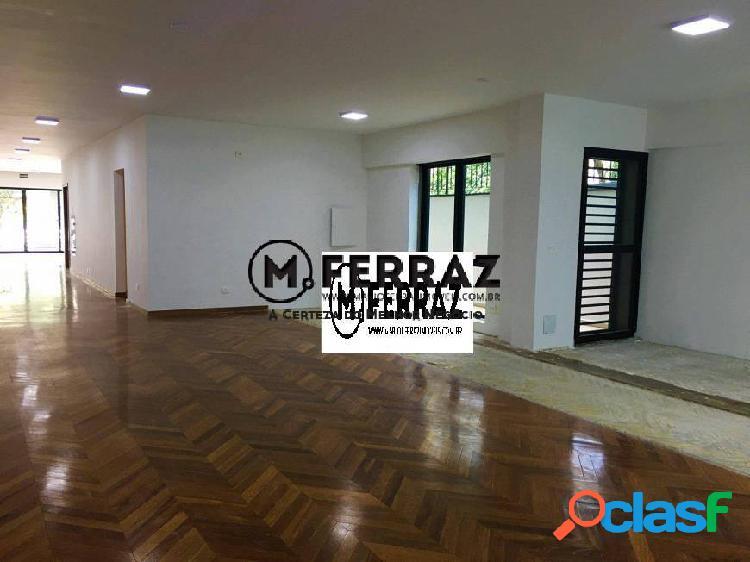 PRÉDIO MONOUSUÁRIO PARA LOCAÇÃO NA RUA DOUTOR MARIO FERRAZ !!!! 3