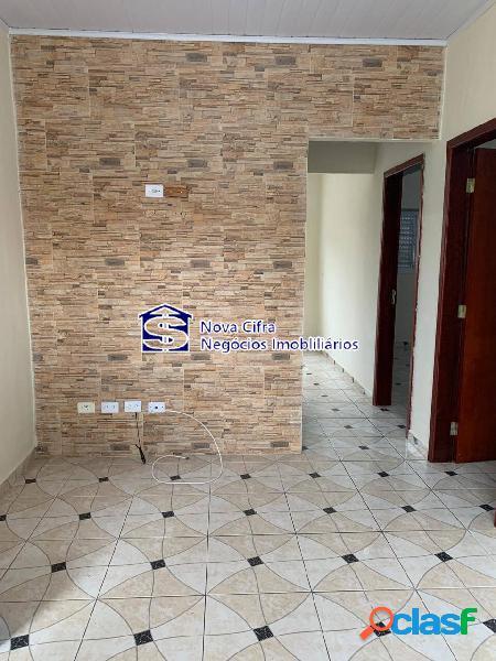 Casa térrea 02 dorms + edícula avarandada - 300 m²