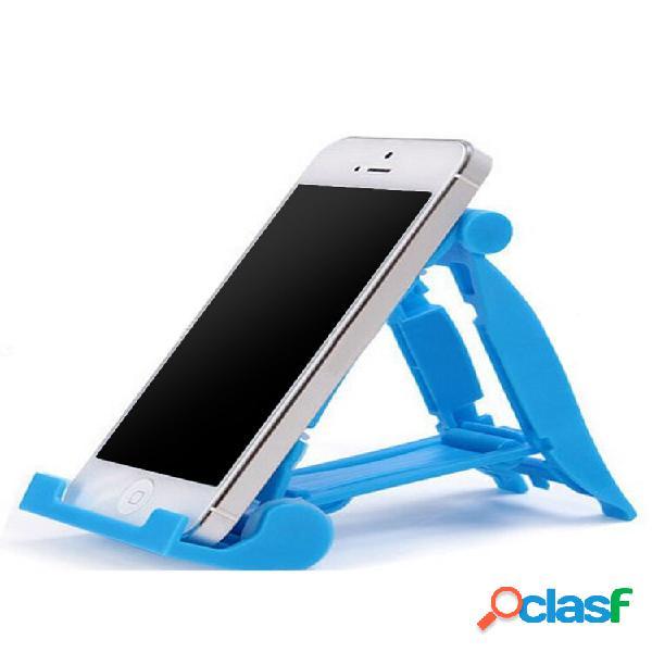 Suporte portável para celular tablet pc 7 estilos proteção dos olhos