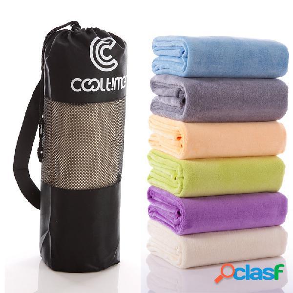 90x180cm microfibra quick-dry toalha para natação ao ar livre, treino de viagem, dança yoga