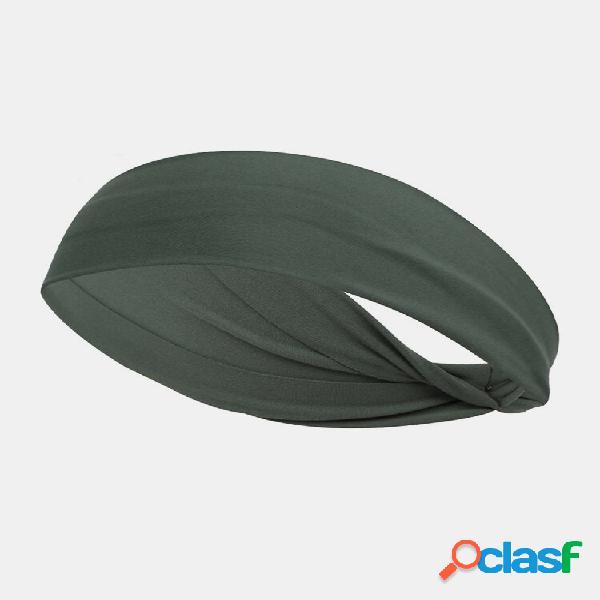 Unissex esporte ciclismo absorção de suor lenço na cabeça sem costura respirável