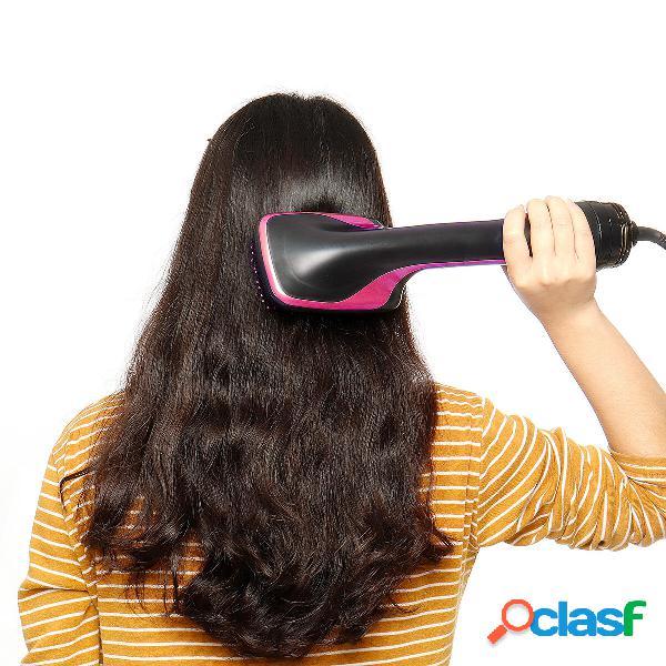 2 em 1 one cabelo pente secador secador multifuncional ímã negativo de dupla utilização ímã negativo cabelo secador cabe