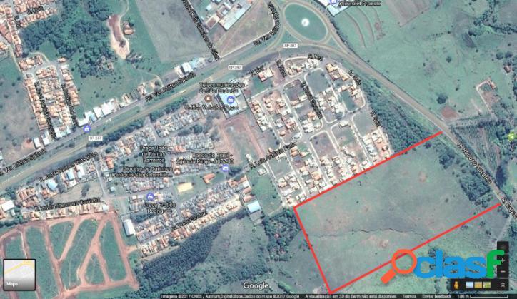 Vende-se excelente terreno para loteamento em piraju/sp