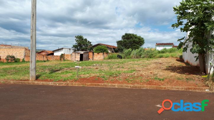 Vende -se lote de terreno no portal da ilha em piraju/sp