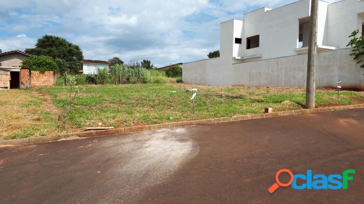 Vende-se lote de terreno no portal da ilha em piraju/sp