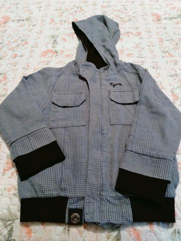 Jaqueta infantil tigor