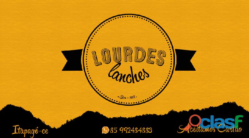 LOURDES LANCHES   ITAPAGÉ