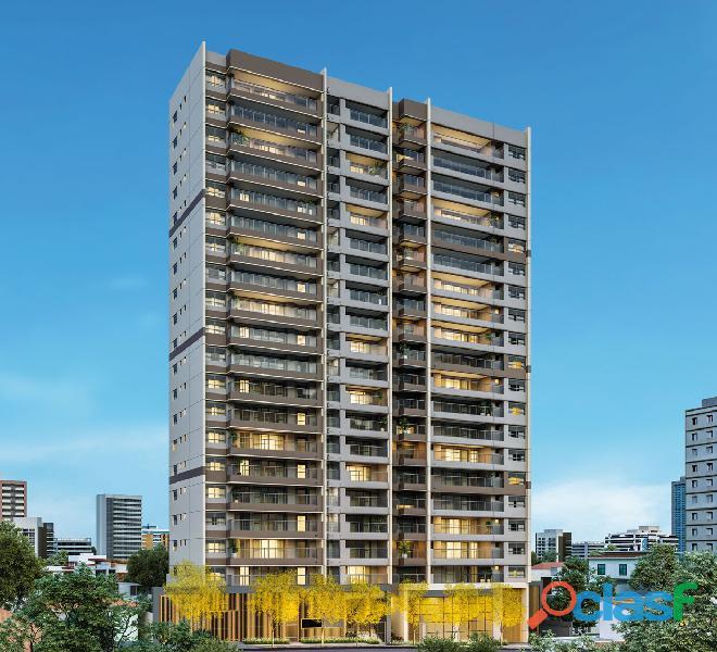 Luxuoso Apartamentos Alto padrão Em Obra,Com 163 M² No Haute Ibirapuera