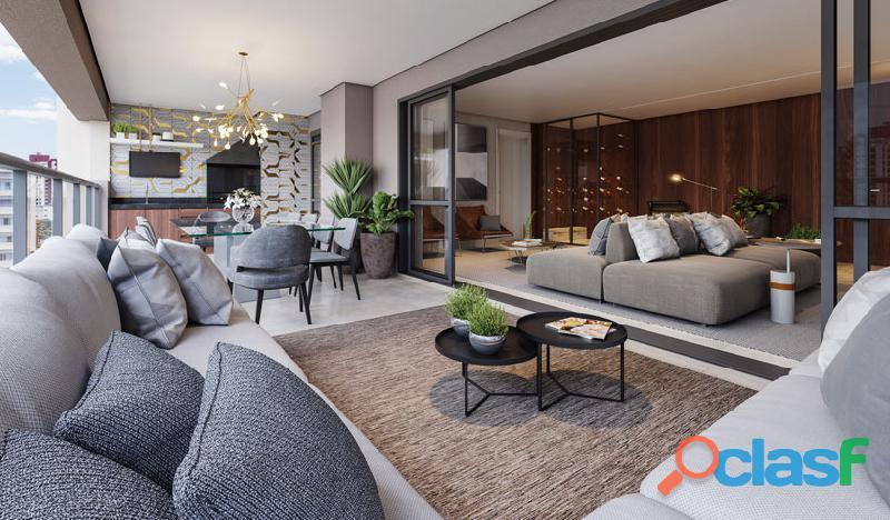 Luxuoso Apartamentos Alto padrão Em Obra,Com 163 M² No Haute Ibirapuera 2
