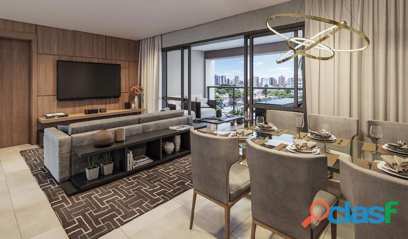 Luxuoso Apartamentos Alto padrão Em Obra,Com 163 M² No Haute Ibirapuera 5