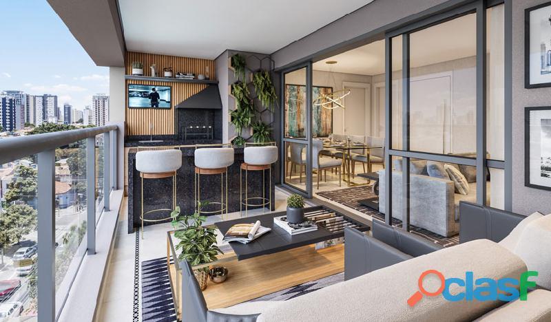 Luxuoso Apartamentos Alto padrão Em Obra,Com 163 M² No Haute Ibirapuera 6