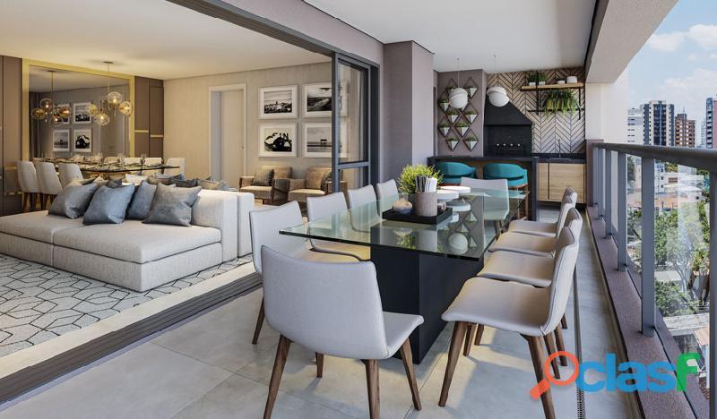 Luxuoso Apartamentos Alto padrão Em Obra,Com 163 M² No Haute Ibirapuera 7