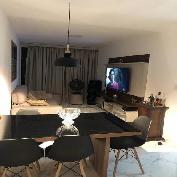 Apartamento para venda com 56 metros quadrados com 2 quartos