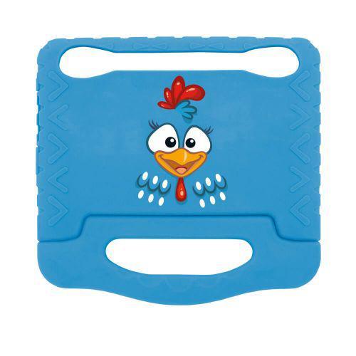 Case para tablet 7 polegadas galinha azul - pr930 pr930