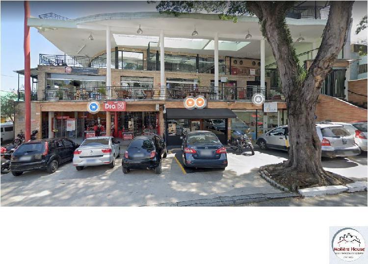 Sala comercial para alugar no santo amaro - são paulo, sp.
