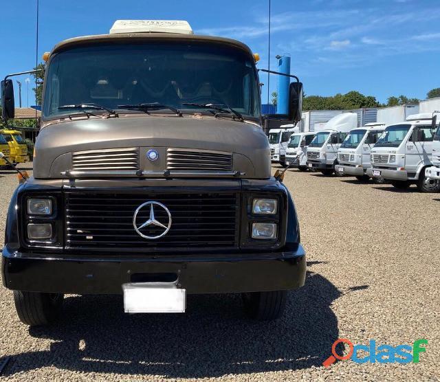 Mercedes 1317 Carroceria