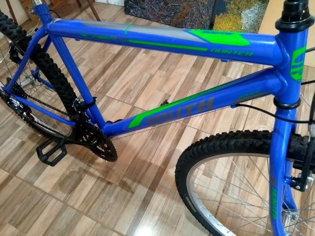 Bicicleta south hunter