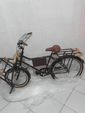 Bicicleta food bike nova