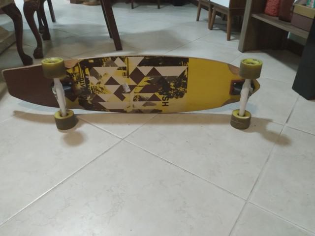 Skate long board 220.00