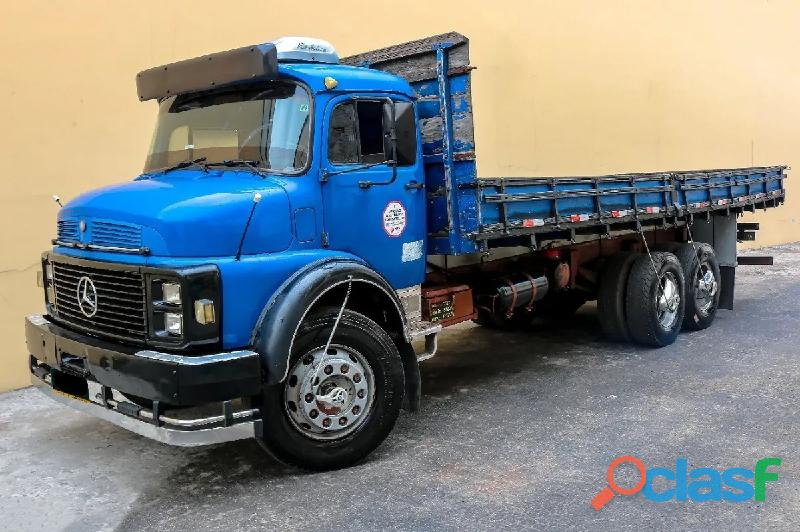Caminhão Mb 1317