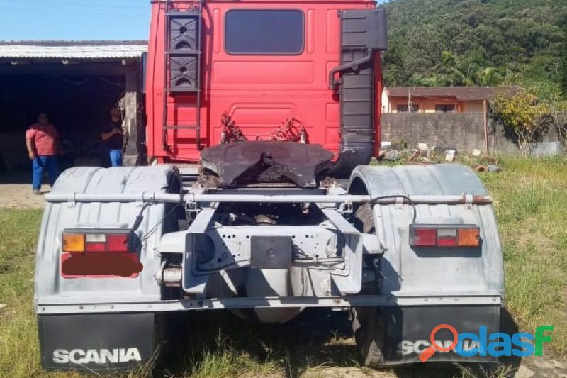 Scania 113 Cavalo 2