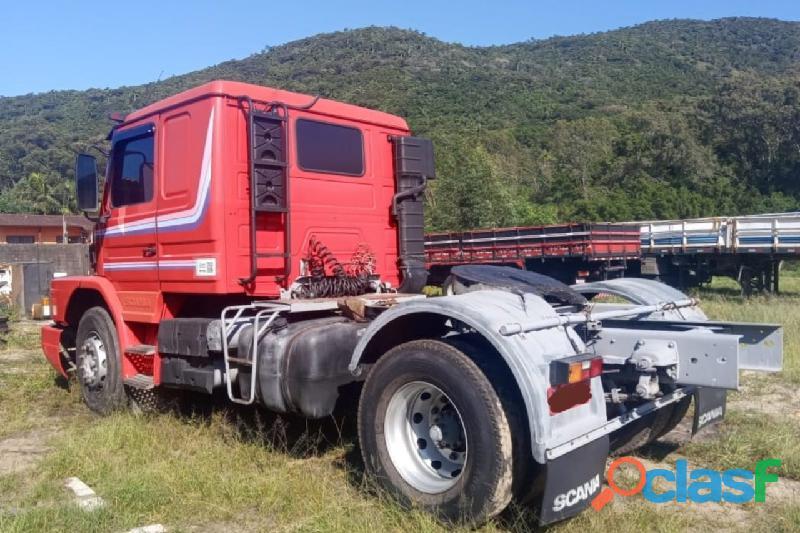 Scania 113 Cavalo 3