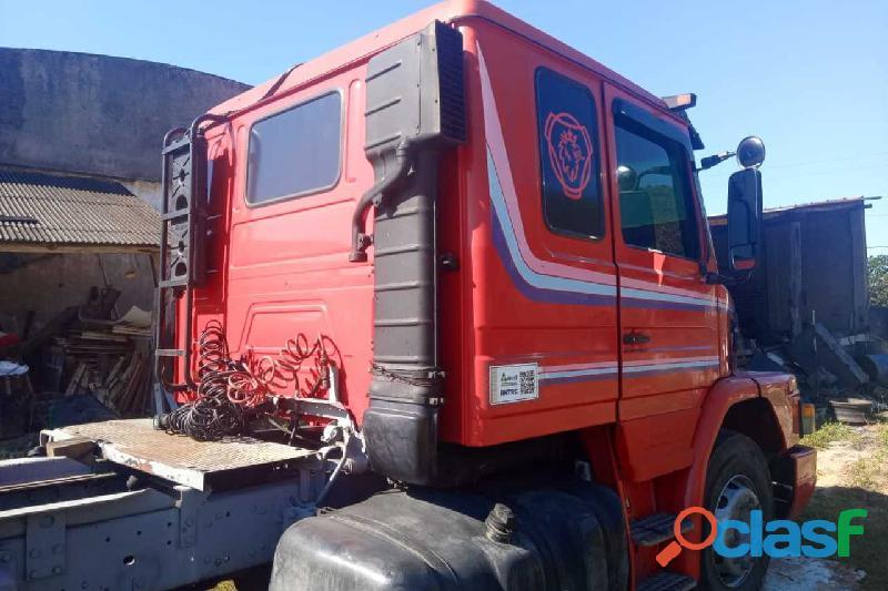 Scania 113 Cavalo 4