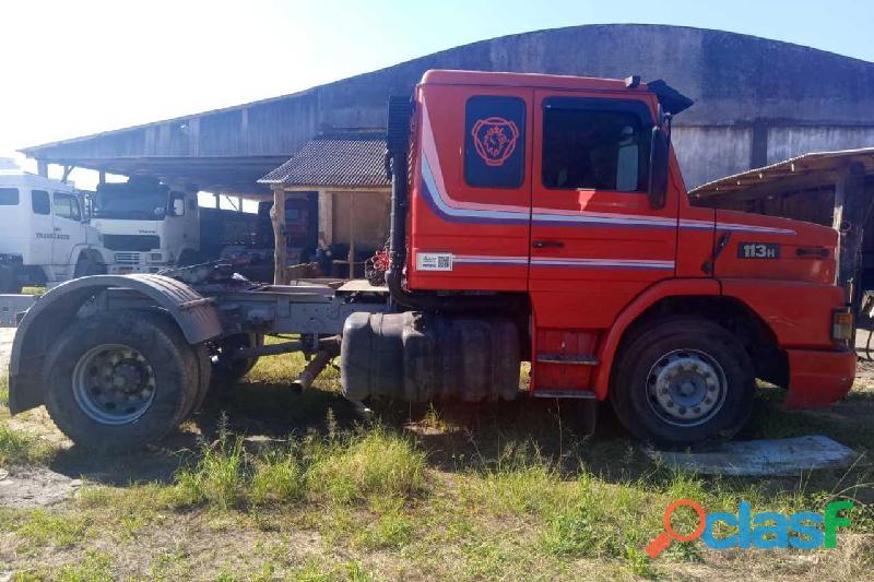 Scania 113 Cavalo 5