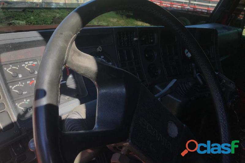 Scania 113 Cavalo 10