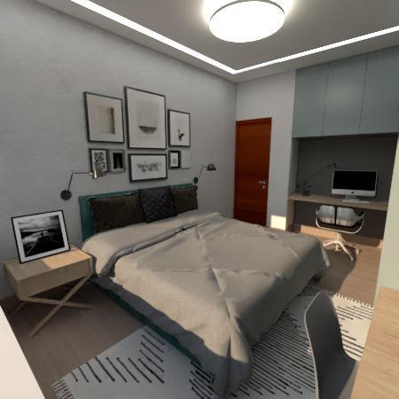 Apartamento sala 2 quartos - copacabana - totalmente