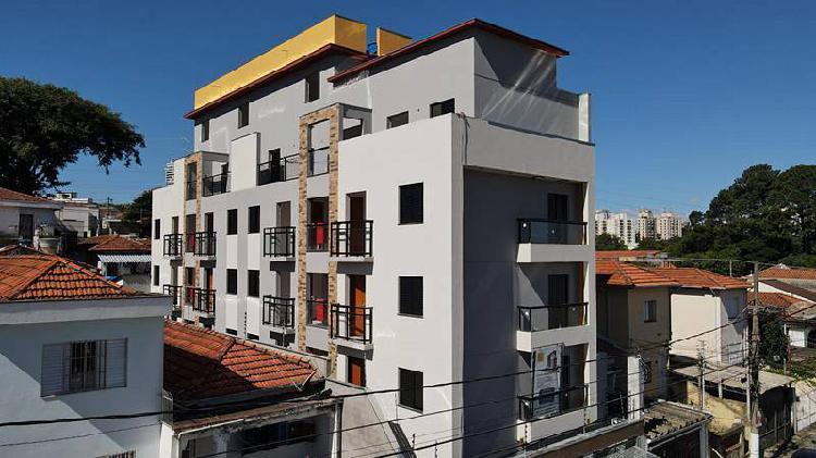 Apartamentos novos prontos para morar! 2 dorms. condomínio
