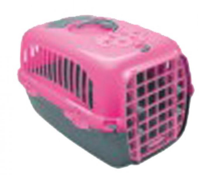 Caixa transporte travel pet n° 3 – rosa