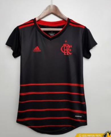 Camisa do flamengo feminina p nova
