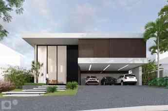 Casa com 6 quartos à venda no bairro alphaville flamboyant,