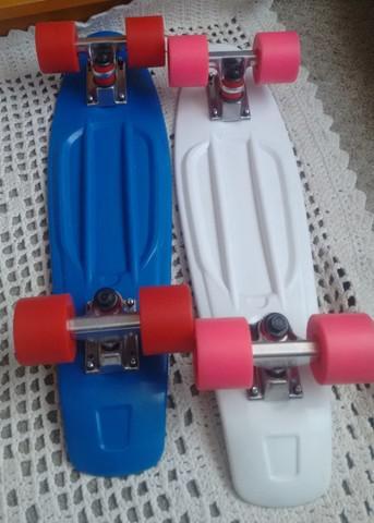Mini cruiser creme azul ou branco