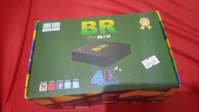 Br tv box. 260,00r$