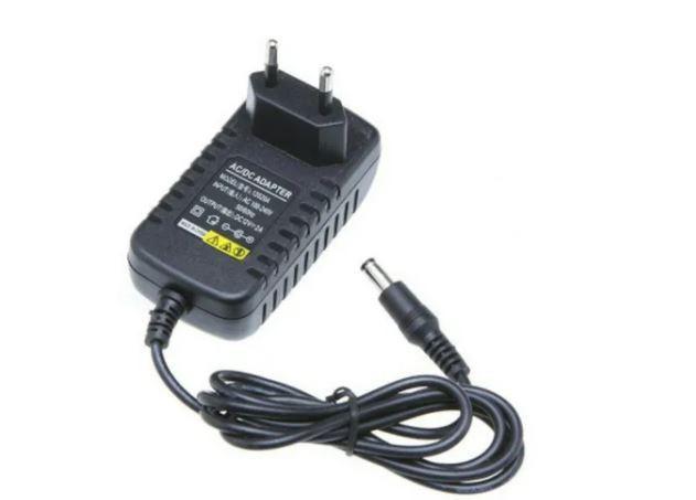 Fonte bivolt 12v 3a para fita led cameras cd dvr cftv - 7692