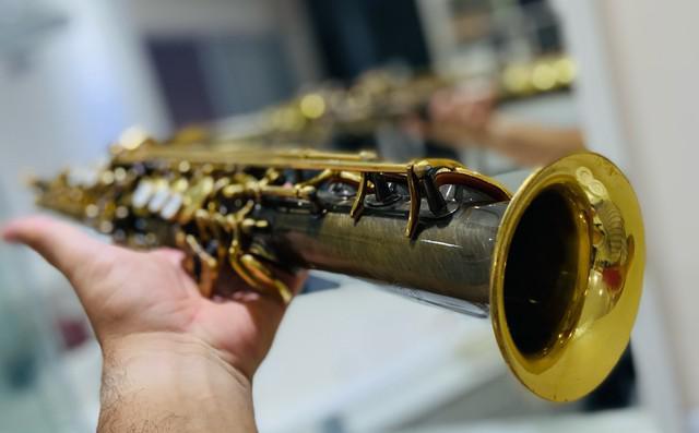 Sax soprano júpiter 567