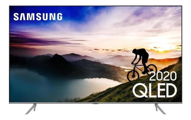 Smart tv samsung qled 4k 85/