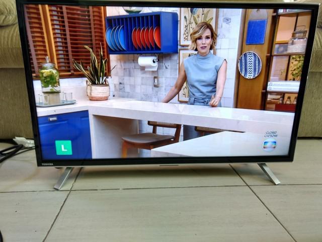 Tv toshiba 32 polegadas smart hd
