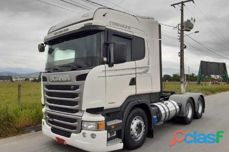 Scania r480 cavalo
