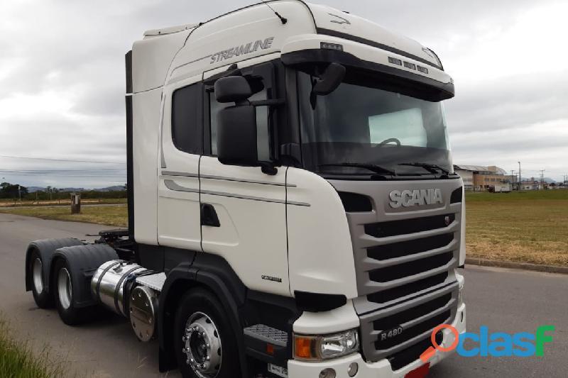 Scania R480 Cavalo 1