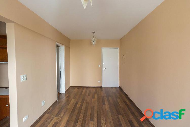 Apartamento moema locação, 1 quarto, 1 vaga, 48m. oportunidade