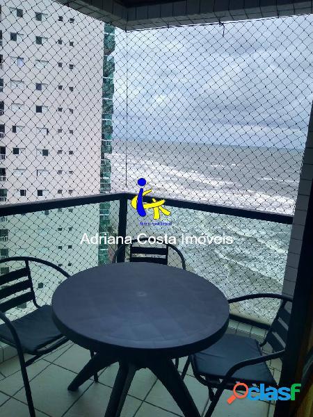 Apartamento 3 dormitórios vista para o mar bairro centro mongaguá
