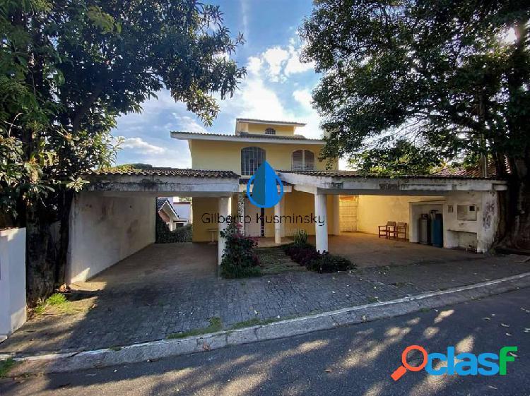 Cond. san diego park - ao lado do shopping granja viana, venda r$950 mil